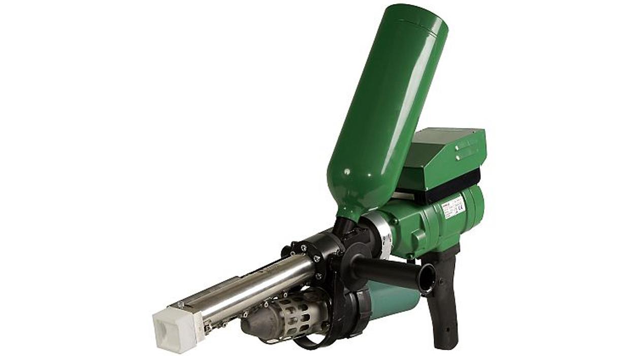 Extruder Welder Model 6007 Csp 6 Kg Output Plastic